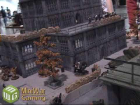 Imperial Apocalypse Warhammer 40k Gaming Board Youtube