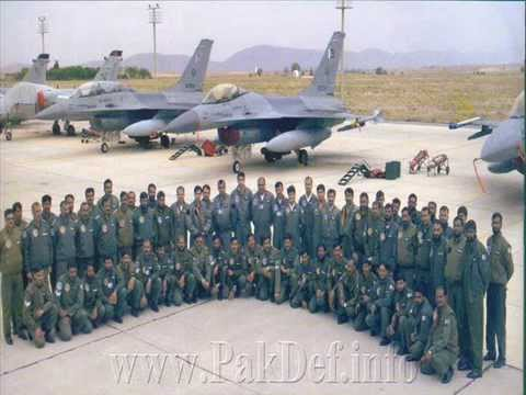 Pakistan Air Force Vs Indian Air Force video