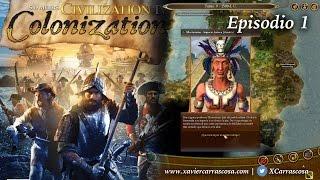 Jugando a Civilization IV Colonization (Episodio 1): Pedro Sánchez funda la colonia de Isabel
