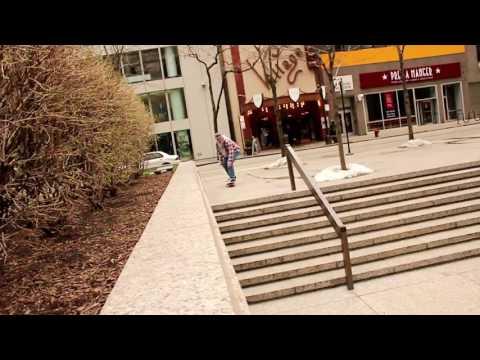 Frankie Wendling Chicago Skateboarding