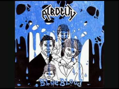 Atrocity - When The Fire Burns Over The Seas