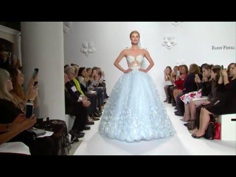 Randy Fenoli  Full   Bridal Fashion Week  SpringSummer 2018