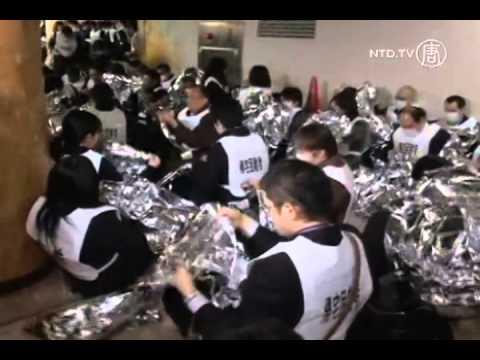 Tokio realiza simulacros en aniversario del terremoto de 2011