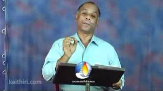 Spirit - പരിശുദ്ധാത്മാവ് -  (Part 04) Holy Spirit & Jesus Christ - Malayalam