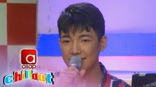 ASAP Chillout: Darren Espanto sings 'Poison' and gives a message to his fans