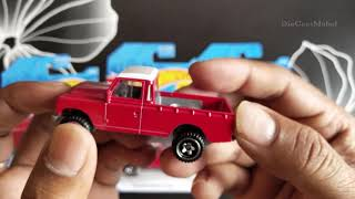 Hot Wheels 2019 - Hw Hot Trucks 3/10 - Land Rover Series III Pickup (Red) -  FYB54-D7C4