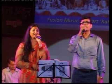 Hamsafar Mere Hamsafar - Aaradhana & Satish - Kala Ankur Ajmer...