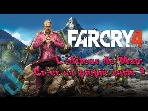 [Tuto] Far Cry 4 : L'éditeur de Carte !