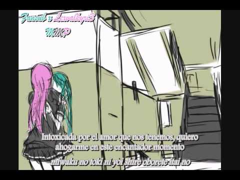 Miku Rin y Luka Luka x Miku Magnet Fansub
