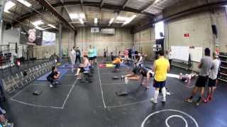CrossFit Long Beach - Whole Life Challenge Finale - Fall 2013
