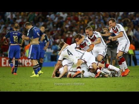 FIFA World Cup 2014 l FINAL MATCH l GERMANY vs. ARGENTINIA l HIGHLIGHT GOAL BY MARIO GÖTZE l WM 2014