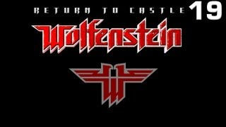 Прохождение Return To Castle Wolfenstein — Часть 19: Супер Солдат