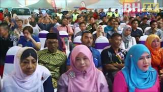 TMP17: Najib ucap tahniah kepada Pemangku Raja Pahang