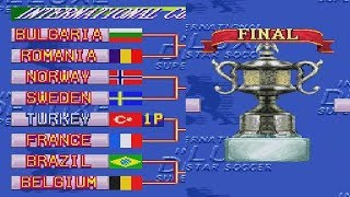 Turkey | International Cup - Preliminary Round - F Group | International Superstar Soccer Deluxe