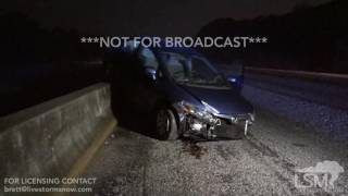 1-6-17 Hoover, Alabama Ice Storm - Accident - I459