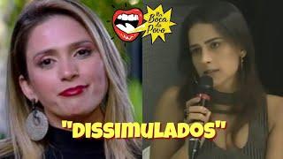 Mulher de SERTANEJO DETONA NADJA, DBLACK e Fãs!