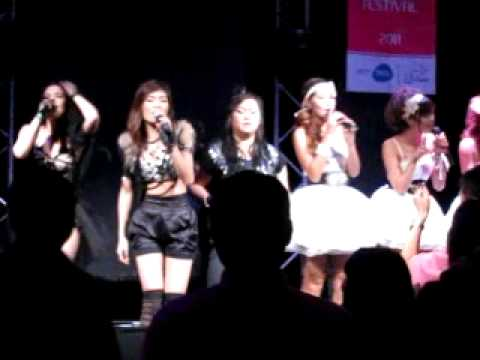 Bangkok RCA Slim R-SIAM  Luukthung Idol Festival 2011 [Jarng Mun Tar]