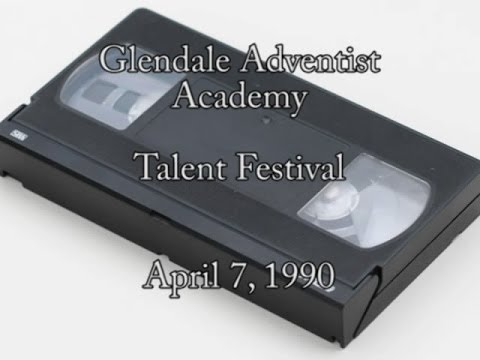 1990 - Glendale Adventist Academy - Talent Festival