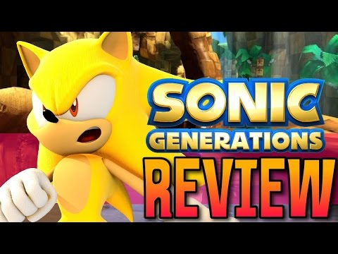 Sonic Generations Review: An In-Depth Look