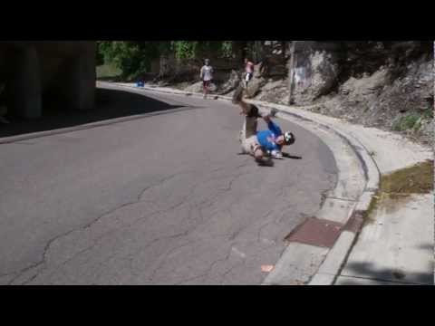 Twin Cities Slide Jam 2011 (Longboarding)