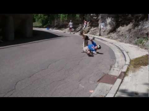 Twin Cities Slide Jam 2011 (Longboarding)