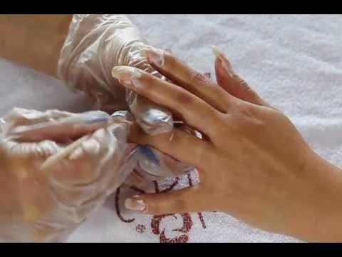 Manicure en Seco