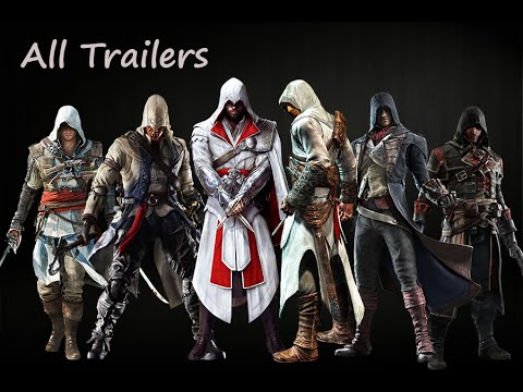 Assassin's Creed Trailers