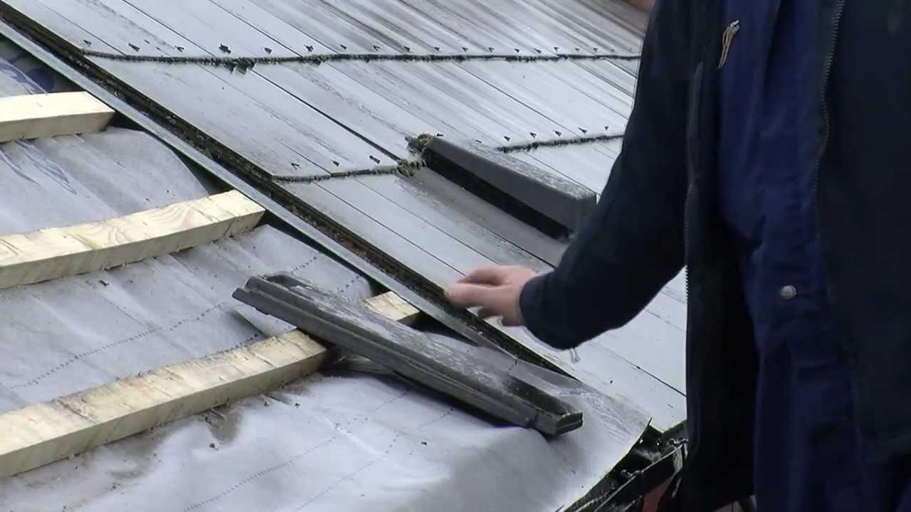 Bonding Gutters Dalton Roofing Youtube