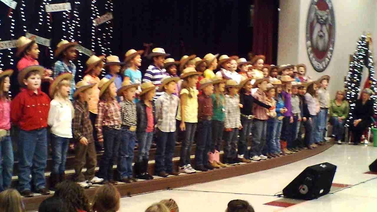 Christmas Program Cooper Elementary School YouTube