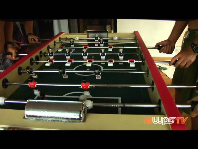 Fooseball Grudge Match - Tahiti, Jordy Smith, Dan Ross ...