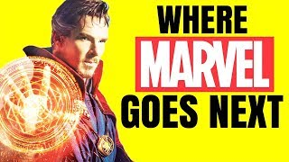 After Infinity War - Where To Take Avengers Next