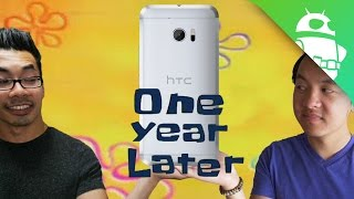 HTC 10 Revisited: One Year Later