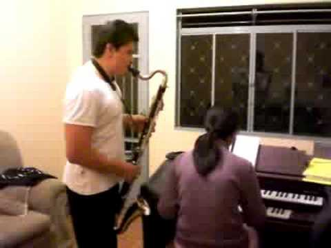 Alto Clarinet And Eeb Contra Alto Clarinet G Leblanc Paperclip Or ...