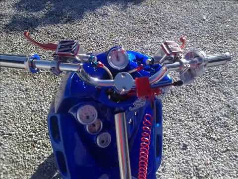 scooter tuning bws dragster