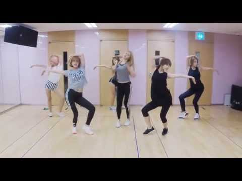 Apink 'Remember' mirrored Dance Practice