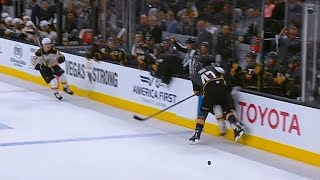 Sbisa lines up Kuraly & wipes him out with huge check