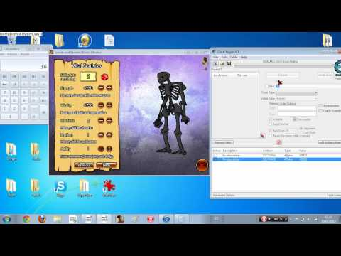 How To Hack Swords And Sandals 3 With Cheat Engine