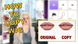 How to copy wig/hair in stardoll for 4 minutes + LINK (2017)