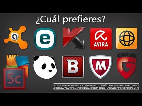 Los Mejores Antivirus Del 2014