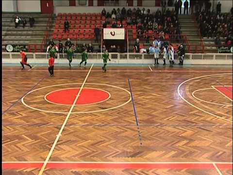 IX Torneio dos Reis: AP Porto 7-1 FP Galiza 2 ª Parte