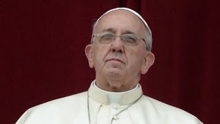 Pope Francis Named Best Dressed Man Of 2013 by Esquire