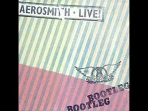 16 Train Kept A Rollin' Aerosmith 1978 Live Bootleg