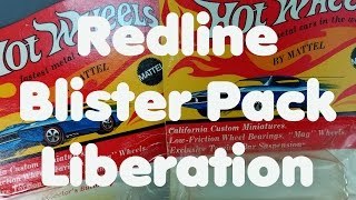 Redline Blister Pack Liberation – Video No.168 – November 8th, 2016