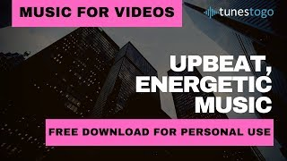 Upbeat, Energetic Background Music - Marching to Success