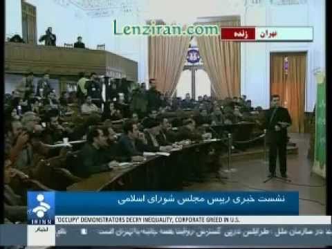 Iranian foreign minister in Saudi Arabia for supporting Syria and Ali Larijani comments