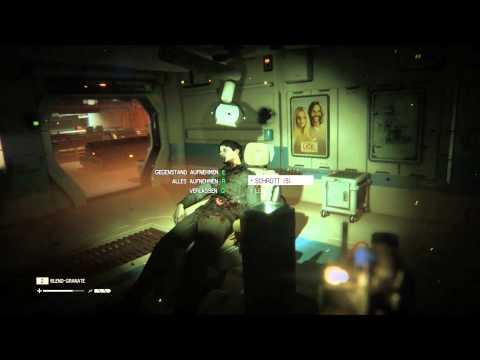 ALIEN ISOLATION #015 - Schreie aus dem Jenseits [FACECAM] [HD+] | Let's Play Alien Isolation