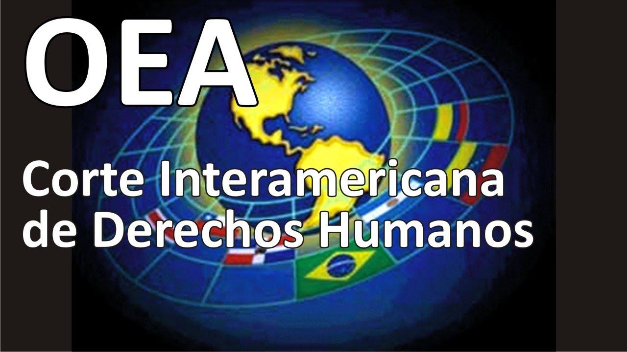 Corte Interamericana de Derechos Humanos La CIDH tiene como fin salvaguardar los derechos esenciales del hombre en el continente americano
