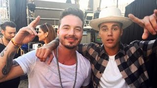 "Justin Bieber Drops Sexy Latino ""Sorry"" Remix with J Balvin!"