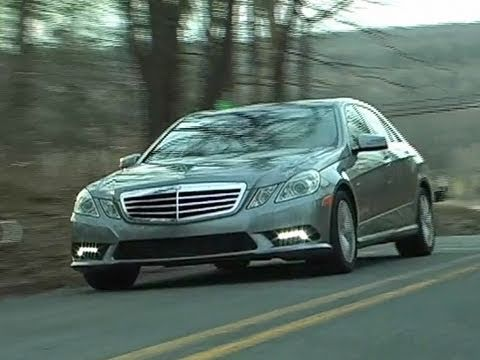 2011 Mercedes-Benz E350 Bluetec Review