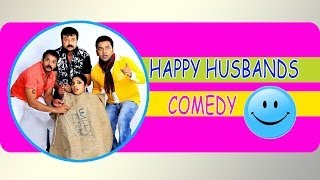 Husbands in Goa - Happy Husband Full Comedy
